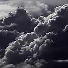 tormented clouds by Elie Le Goc