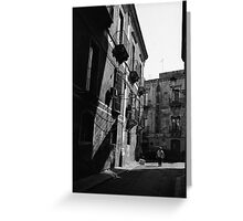 Catania Greeting Card