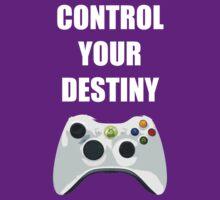 Control Your Destiny- Xbox 360 by Swisskid