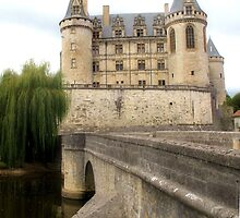 Château de La Rochefoucauld by Pamela Jayne Smith