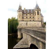 Château de La Rochefoucauld Photographic Print
