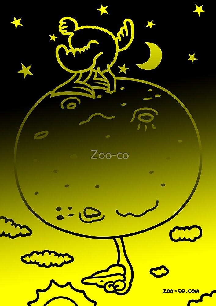 Globetrotter Ostrich by Zoo-co