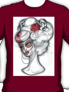 Lady Sugar Horn 'Lady of Wealth and Power' T-Shirt