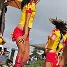 XXXX Angels @ Sydney Telstra 500 by Bill Fonseca