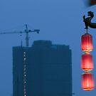 Chine 中国 - Shanghaï 上海 - Urban Trend by Thierry Beauvir