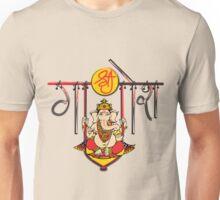 Shree Ganesh Unisex T-Shirt