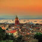 Sundown on Saint-Tropez /France/ by kuma-x