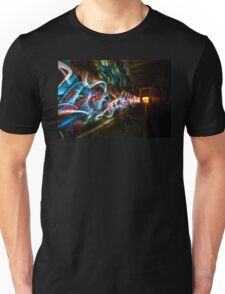 Dark Street Art Unisex T-Shirt