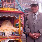 India - Darjeeling दार्जिलिंग - World's people by Thierry Beauvir