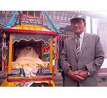 India - Darjeeling दार्जिलिंग - World's people Photographic Print
