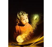 Three Wishes Photographic Print