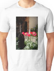 Feral Poppies Unisex T-Shirt