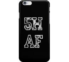 5H AF 2.0 iPhone Case/Skin