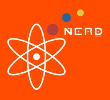 nerd ll black Kids Clothes