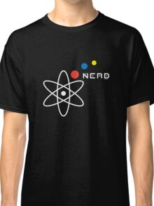 nerd ll black Classic T-Shirt