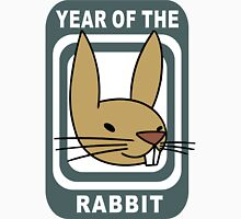 Funny Year of The Rabbit Unisex T-Shirt