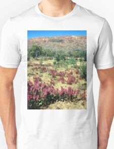 a vast Australia landscape T-Shirt