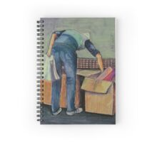 Moving House Spiral Notebook