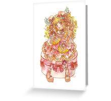 Dollytime Greeting Card