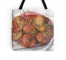 Sack of Yellow Onions Tote Bag