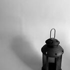 The little lantern in b&w by fourthangel