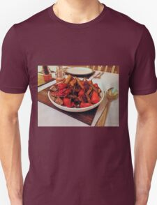 Roast Garden Vegetables with Mustard and Honey T-Shirt