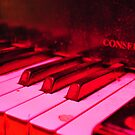 Blood On The Keys by April Anderson