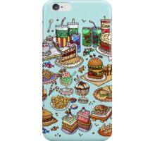 Food! iPhone Case/Skin