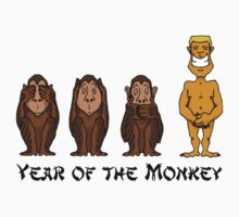 Funny Year of The Monkey - Must See by ChineseZodiac
