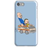 Jesse & Mr White iPhone Case/Skin