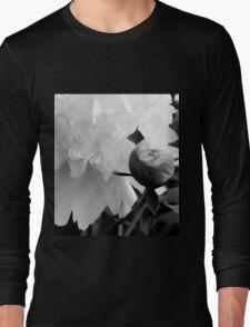 Flower Bud - Peony Long Sleeve T-Shirt