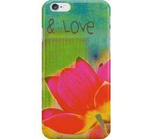 Live n Love - b46b-013a iPhone Case/Skin