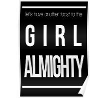 Girl Almighty Poster