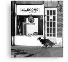 Rooms Available Metal Print