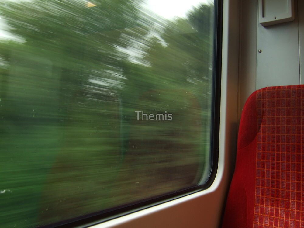 Commuter view of Surrey by Themis