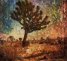 Peyote on Canvas by Steve Silverman