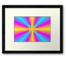 Shine Bright Framed Print