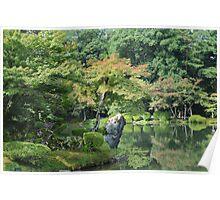 Kenroku-en Gardens, Kanazawa Poster