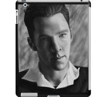Benedict Cumberbatch Portrait iPad Case/Skin
