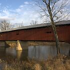 Dellville Covered Bridge by ZASlothower