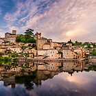 Evening at Puy l'Eveque by TonyPriestley
