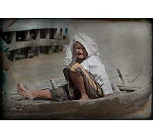 Character of the Tonle Sap Photographic Print