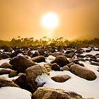 Mount Wellington Sunrise by Kim Maisch