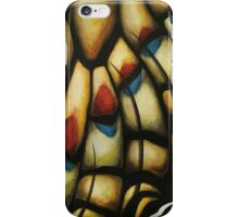Chitin Layer (Attack) iPhone Case/Skin