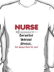 Nurse Humor T-Shirt