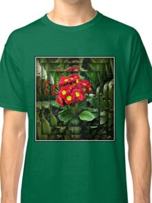 Mirrored Primrose Classic T-Shirt