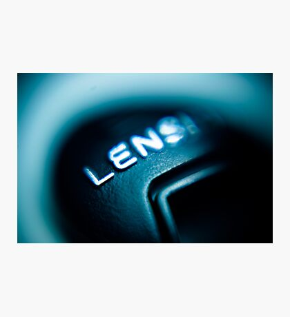 Lensbaby Macro I Photographic Print
