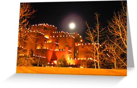 Christmas in Santa Fe by gcampbell