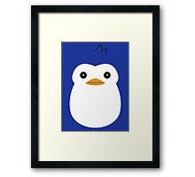 Mawaru Penguindrum - Penguin no. 2 Framed Print