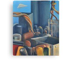 Nine Eleven Canvas Print